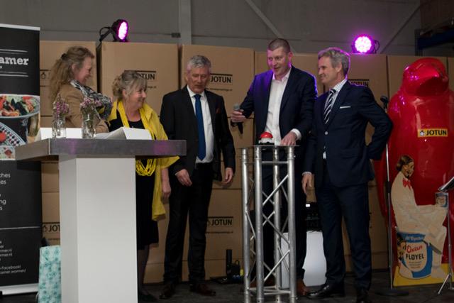 Openingsfeest nieuwe pand Amsterdam