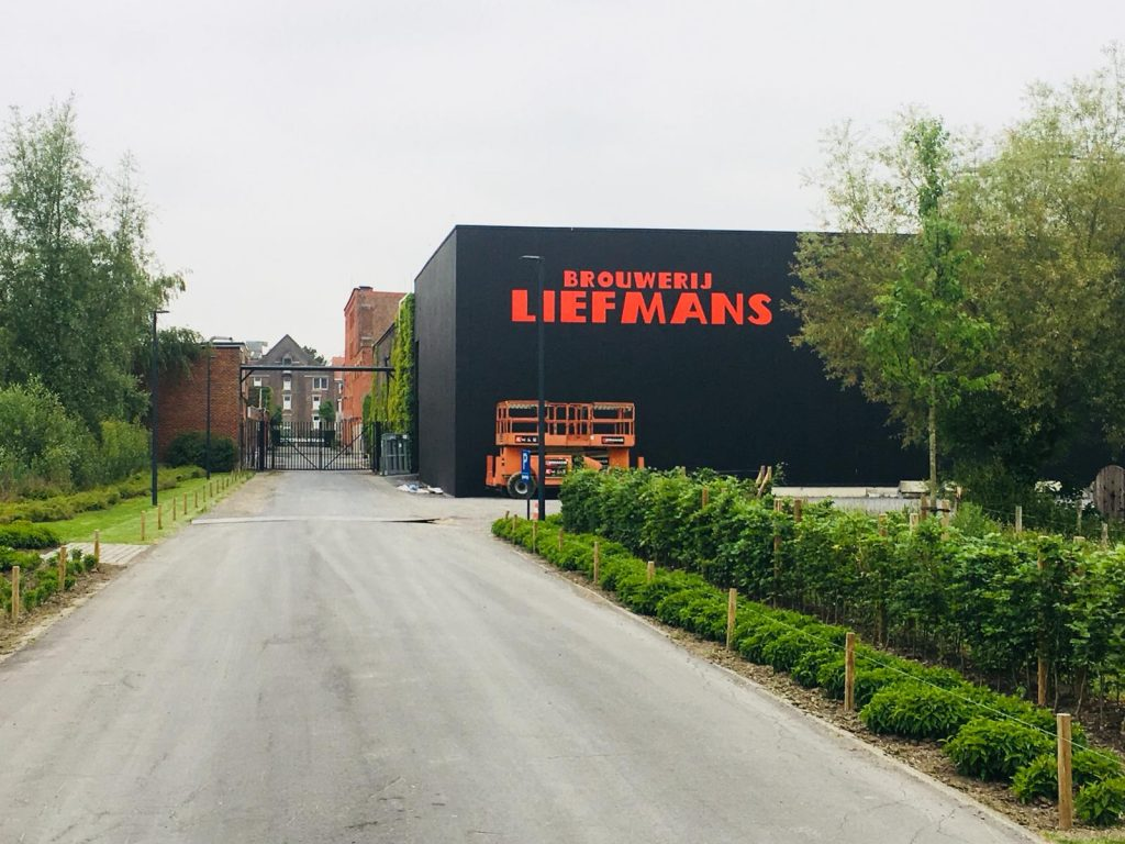 Liefmans Brouwerij te Oudenaarde
