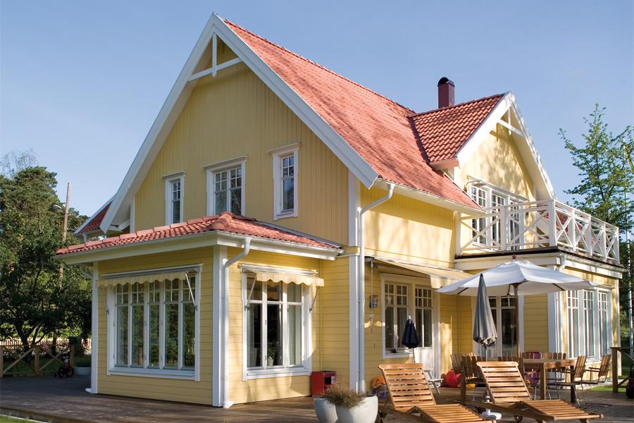 Maak van je huis een Zweeds geel thuis!