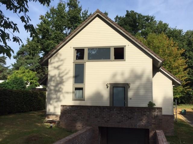 Houten woning Steenhovenstraat – Houthalen