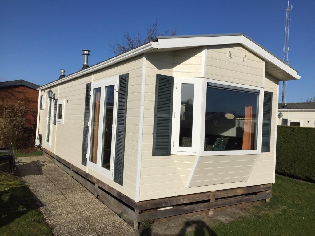 Canexel chalets Camping Coogherveld Texel