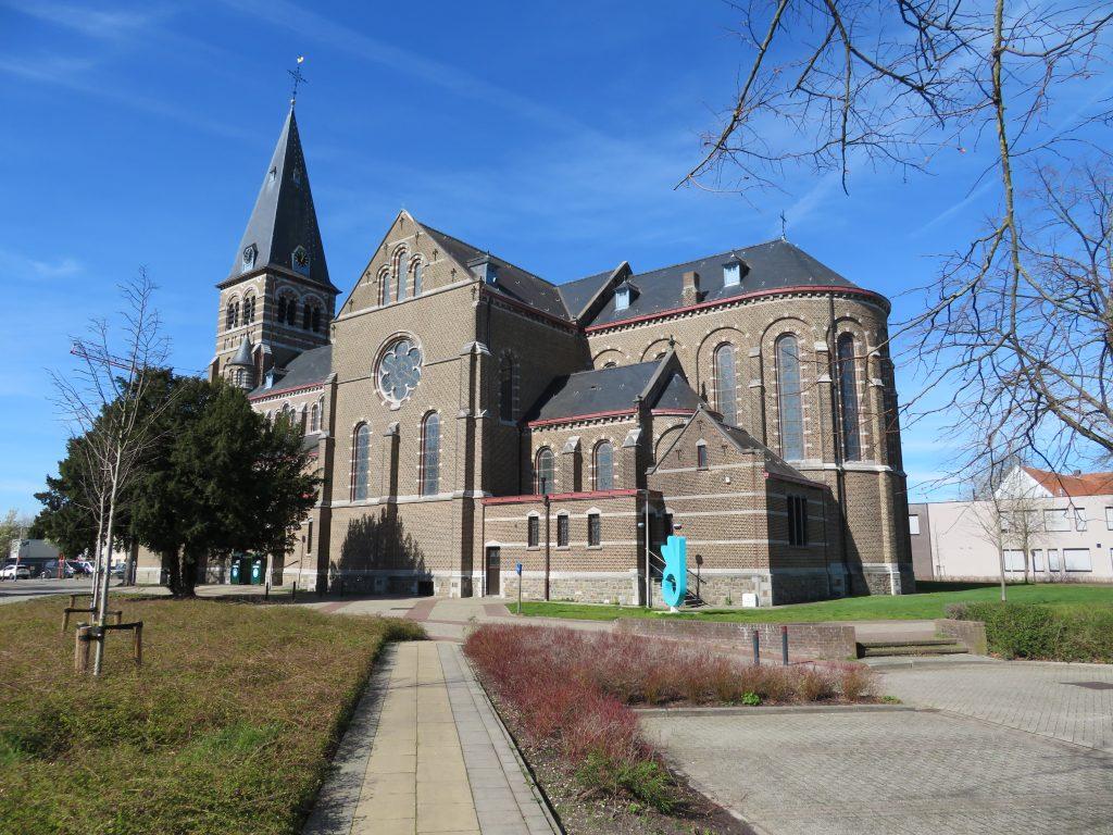 Houtwerk Sint-Martinuskerk Overpelt