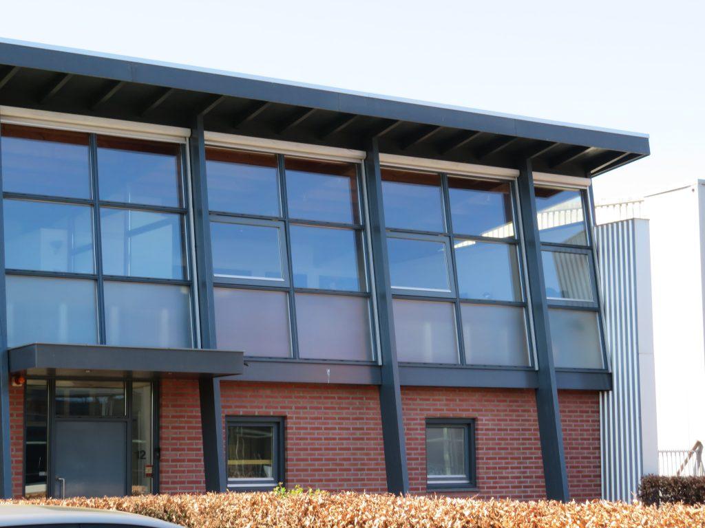 Bedrijfsgebouw Gelati Granucci te Bemmel